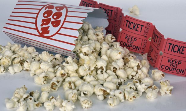 What to do if you are feeling sick After Eating Movie Theatre Popcorn