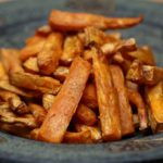 Baked Yucca Root Fries Recipe