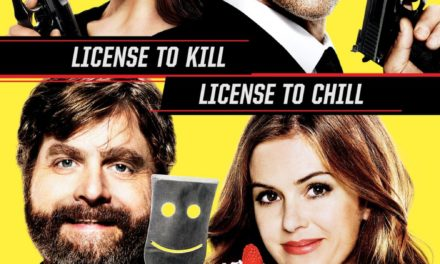 Keeping up with the Joneses film review